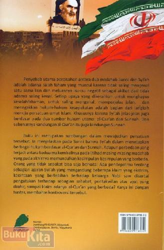 Cover Belakang Buku Titik Temu Fiqih & Theologi Syiah-Sunni