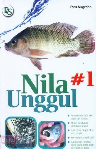 Cover Buku Nila Unggul #1