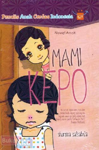 Cover Buku Mami kepo