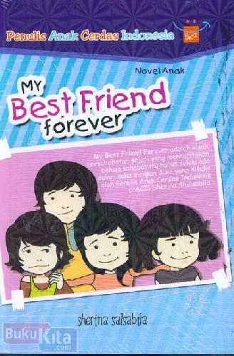 Cover Buku My Best Friend Forever