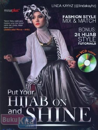 Cover Buku Put Your Hijab on and Shine