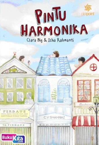 Cover Buku Pintu Harmonika