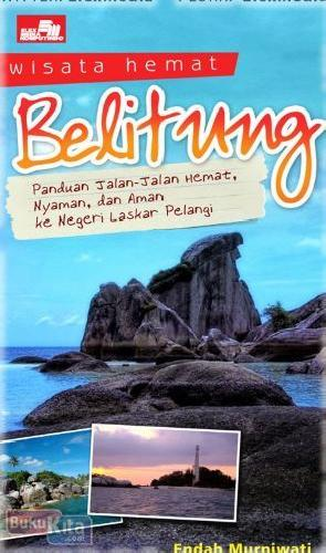 Cover Buku Wisata hemat : Belitung