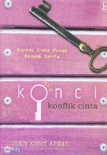 Cover Buku Konci: Konflik Cinta