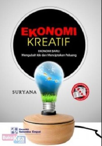 Cover Buku Ekonomi Kreatif (Ekonomi Baru: Mengubah Ide dan Menciptakan Peluang)