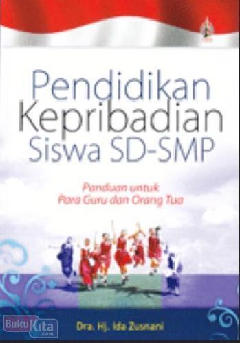 Cover Buku Pendidikan Kepribadian Siswa SD - SMP