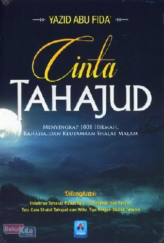 Cover Buku Cinta Tahajud
