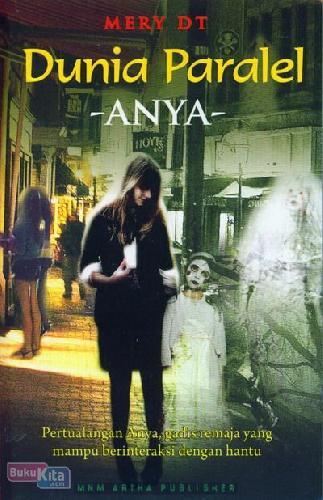 Cover Buku Dunia Paralel Anya