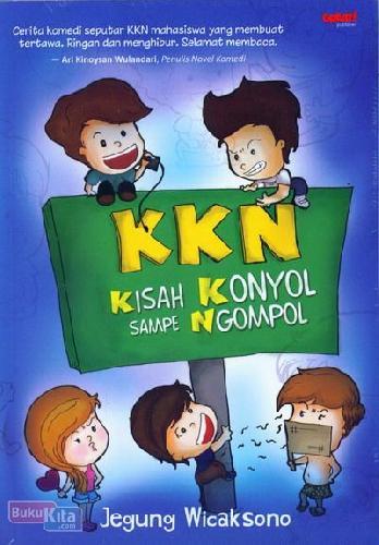 Cover Buku KKN Kisah Konyol Sampe Ngompol