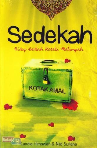 Cover Buku Sedekah Hidup Berkah Rezeki Melimpah