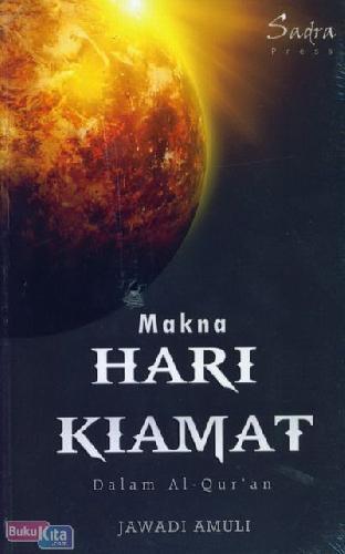 Cover Buku Makna Hari Kiamat Dalam Al-Quran