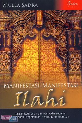 Cover Buku Manifestasi-Manifestasi Ilahi
