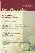Kanz Philosophia - Anthropology and Transcendent Philosophy