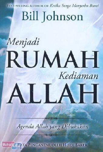 Cover Buku Menjadi Rumah Kediaman Allah