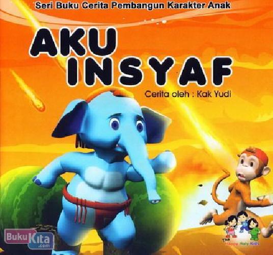 Cover Buku Aku Insyaf (full color)