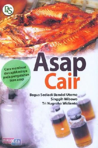 Cover Buku Asap Cair