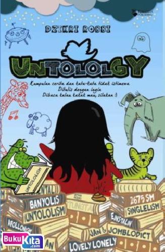 Cover Buku The Untololgy [Edisi TTD]