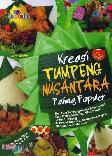 Kreasi Tumpeng Nusantara Paling Populer (Full Color)
