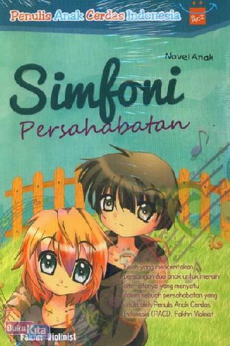 Cover Buku Simfoni Persahabatan