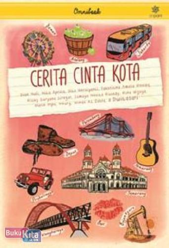 Cover Buku Cerita Cinta Kota