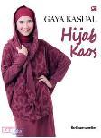 Gaya Kasual Hijab Kaos