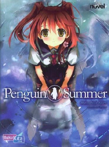 Cover Buku Penguin Summer