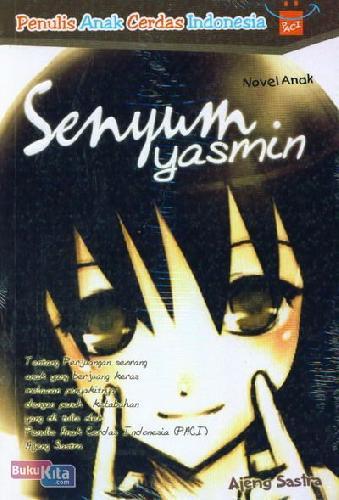 Cover Buku Senyum Yasmin
