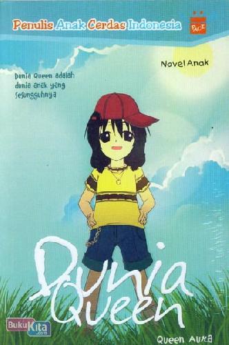 Cover Buku Dunia Queen