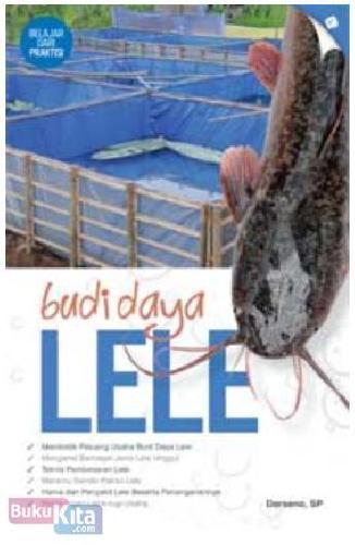 Cover Buku Budi Daya Lele R1 (Promo Best Book)