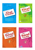 Paket The Naked Traveler 1-4 cover lama