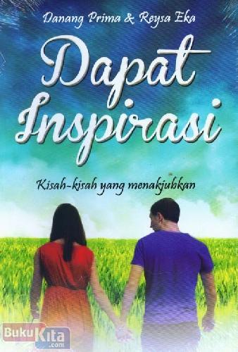 Cover Buku Dapat Inspirasi