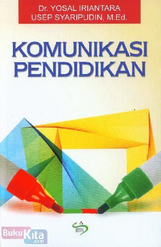 Cover Buku Komunikasi Pendidikan