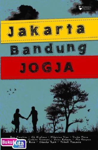 Cover Buku Jakarta Bandung Jogja