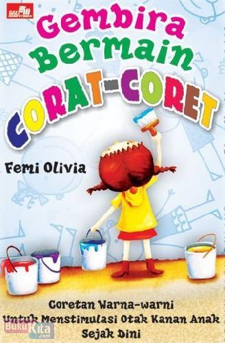Cover Buku Gembira Bermain Corat Coret