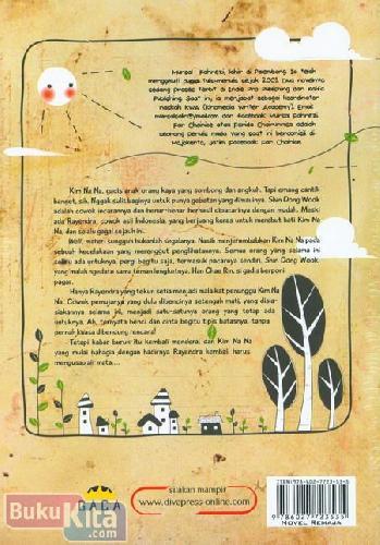 Cover Belakang Buku Malaikat Untuk Kim Na Na