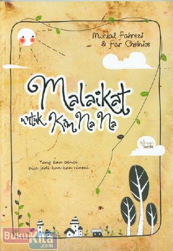 Cover Buku Malaikat Untuk Kim Na Na