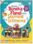 Kreasi Boneka Flanel untuk Souvenir Istimewa