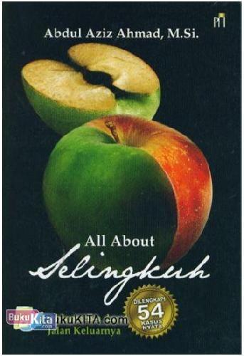 Cover Buku All About Selingkuh - Problematika dan Jalan Keluarnya