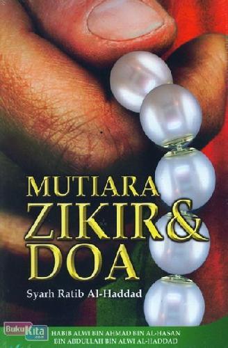 Cover Buku Mutiara Zikir & Doa