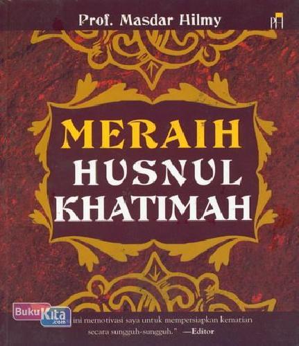 Cover Buku Meraih Husnul Khatimah