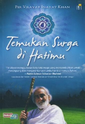 Cover Buku Temukan Surga di Hatimu