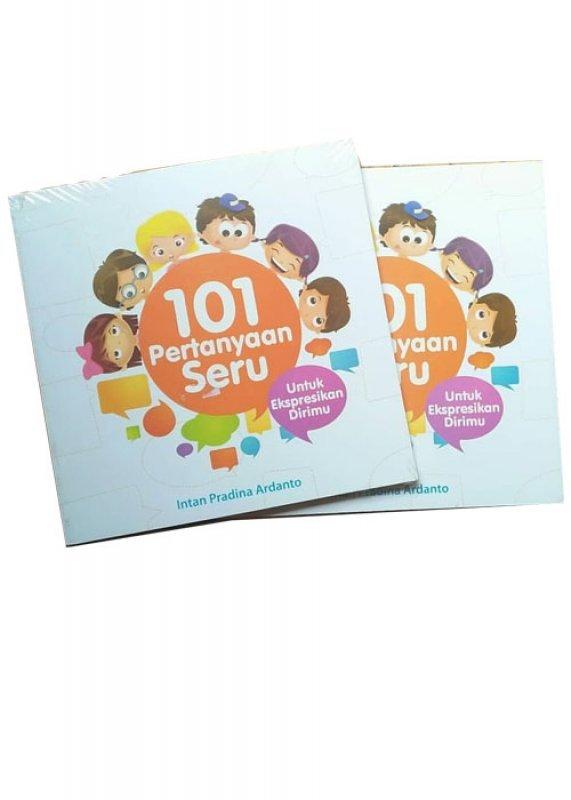 Cover Buku 101 Pertanyaan Seru (2013)