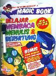 Magic Book - Belajar Membaca Menulis & Berhitung