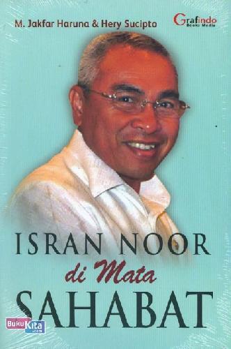 Cover Buku Isran Noor di Mata Sahabat
