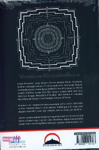 Cover Belakang Buku Borobudur Pusaka Abadi nan Jaya