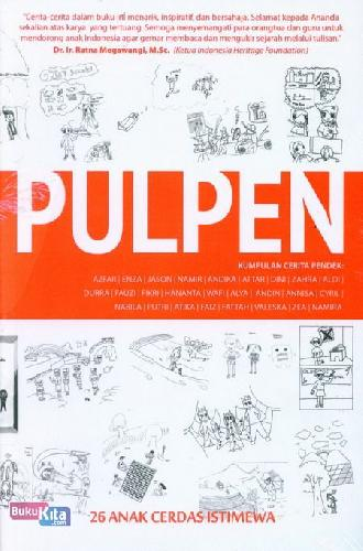 Cover Buku PULPEN - 26 Anak Cerdas Istimewa