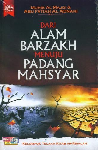 Cover Buku Dari Alam Barzakh Menuju Padang Mahsyar