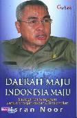 Daerah Maju Indonesia Maju - isran noor
