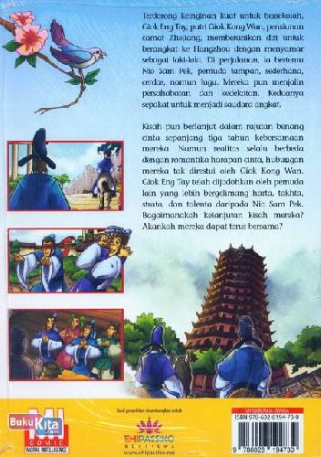 Cover Belakang Buku Sam Pek Engtay