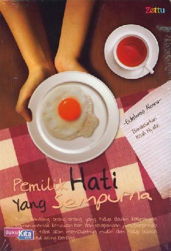 Cover Buku Pemilik Hati yang Sempurna